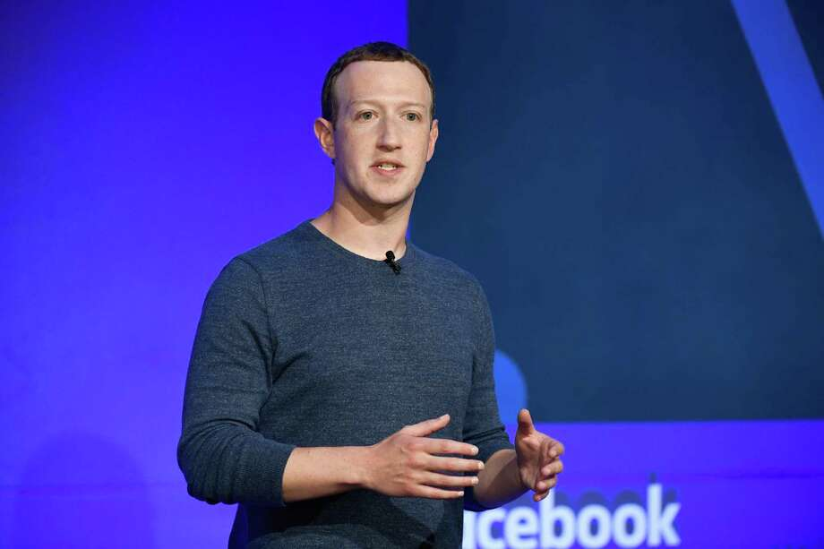 """Facebook CEO Mark Zuckerberg has become the face of mining your data for profit — or your data being used to manipulate you — but there are numerous other players quickly becoming """"surveillance capitalists."""" Photo: BERTRAND GUAY /AFP /Getty Images / AFP or licensors"""