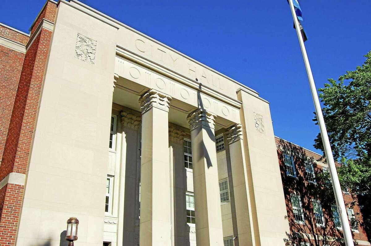 Tom Caprood/Register Citizen ¬ Torrington City Hall
