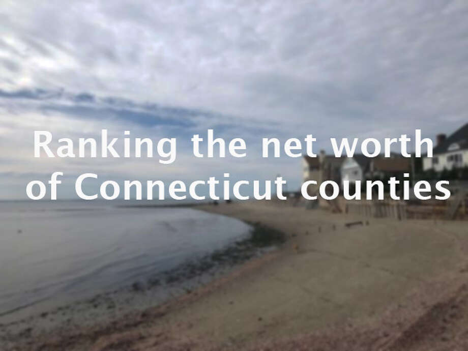 >>Click through to see how the eight counties in Connecticut ranked based on individuals' net worths. 