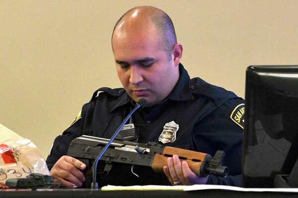 Jurors hear chilling 911 call from San Antonio teen who said