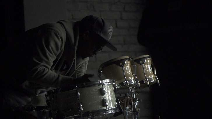 """Drummer Chris Dave is a Houston native who has recorded with Adele, Ed Sheeran, Maxwell, D'Angelo and others. His first album, """"Chris Dave and the Drumhedz,"""" was released in January 2018."""