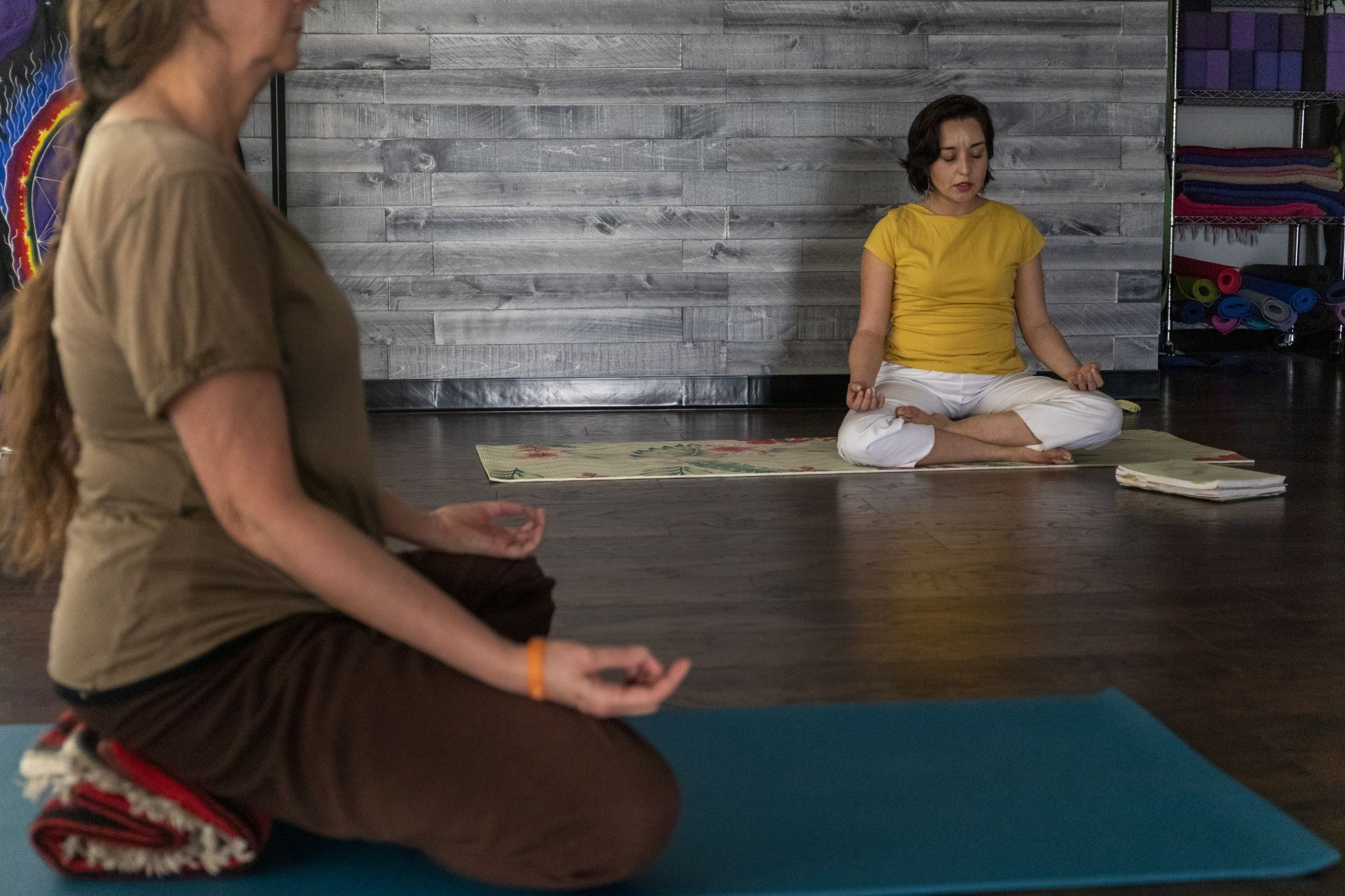 Native Odessan Brings Spanish Yoga Classes Home From Colombia Midland Reporter Telegram