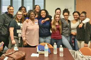 It's been 10 years since Sue Owens, Cheryllynn McRae White and Beverly Lawrence began Girls Inspired for Total Success at Middletown High School.