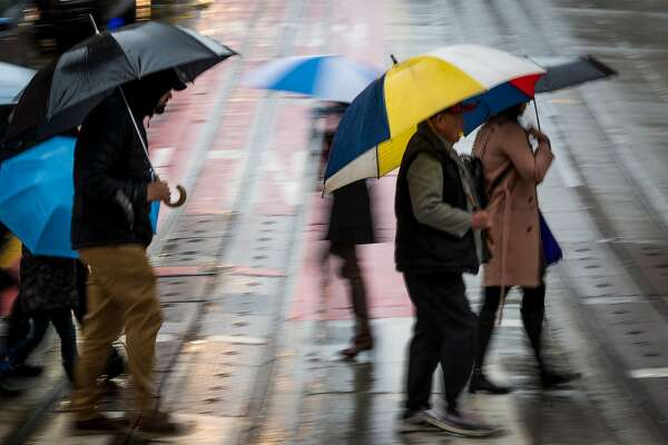 Chilly temps, showers — and snow? — in Bay Area's weekend