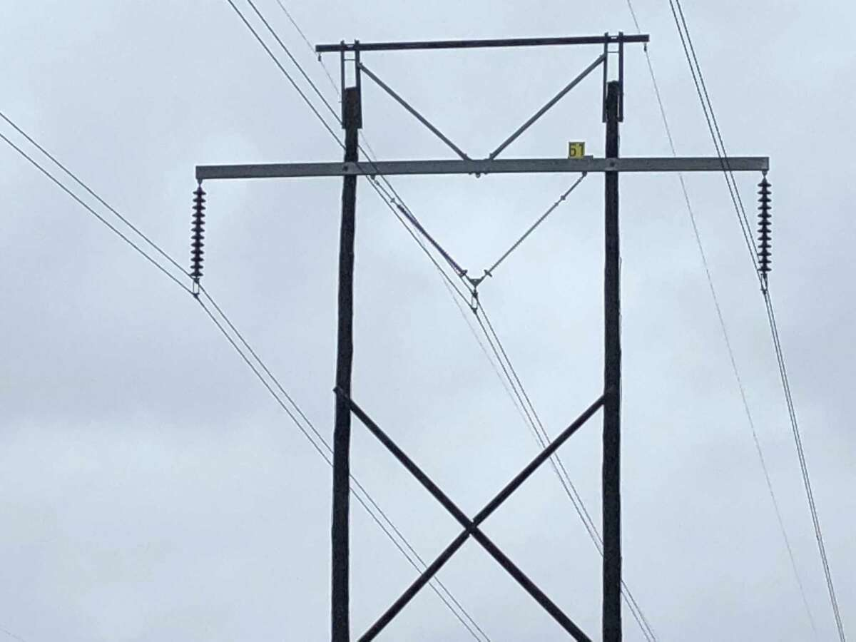 Power lines at an electricity station on Westpark near the West Loop in Houston A state lawmaker has .introduced a bill in the Legislature that would eliminate the Power to Choose website that compares dozens of electricity plans.