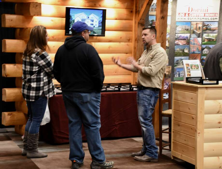 Were you Seen at the Times Union Home Expo at the Albany Capital Center in Albany on Feb. 8, 2019? Photo: Andrew Farrell