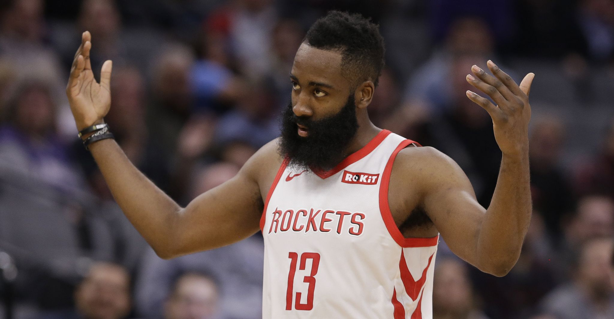 3427fb6b07f9 Like a fine wine  Rockets  James Harden gets better with time - Houston  Chronicle