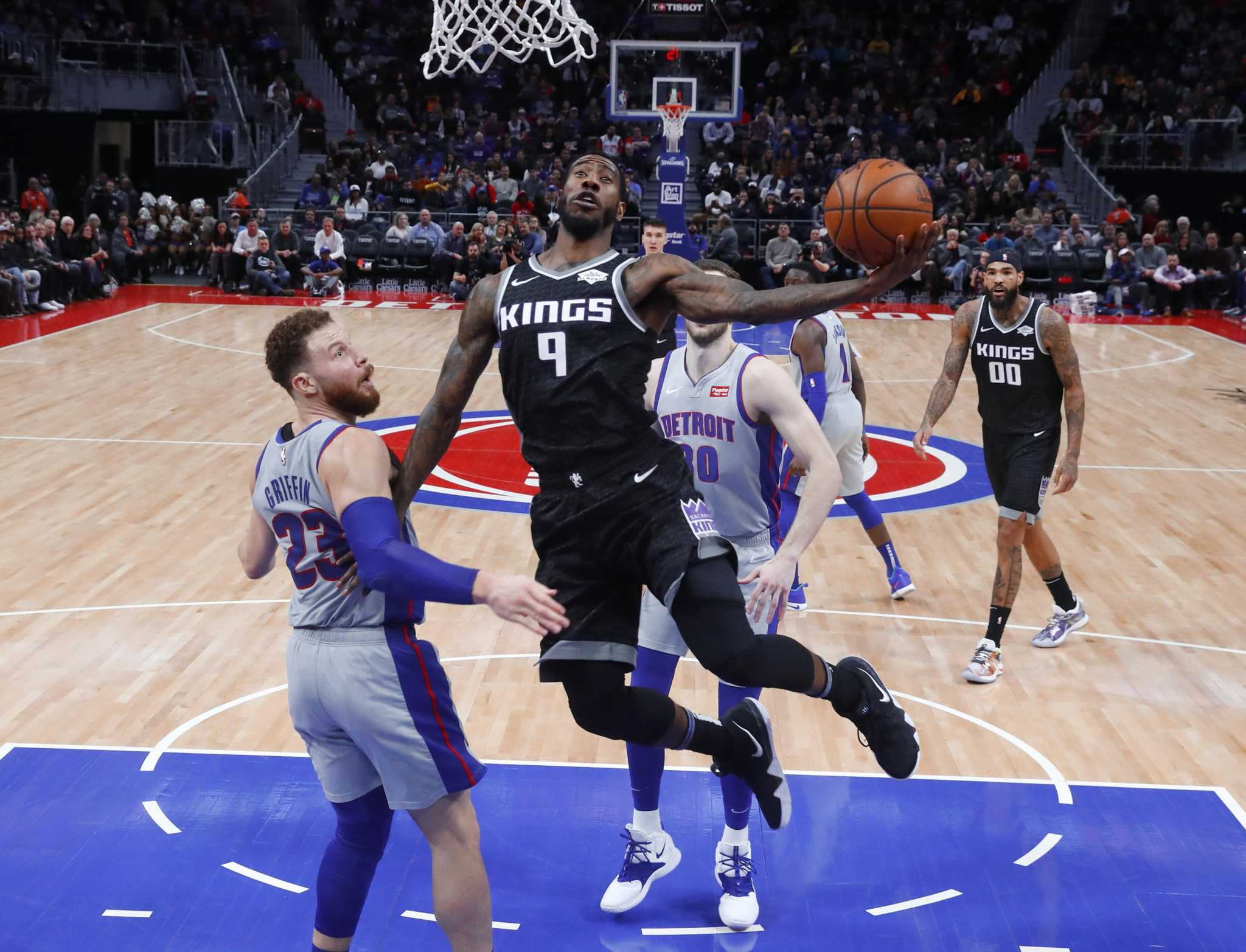 Iman Shumpert, Rockets happy to have each other