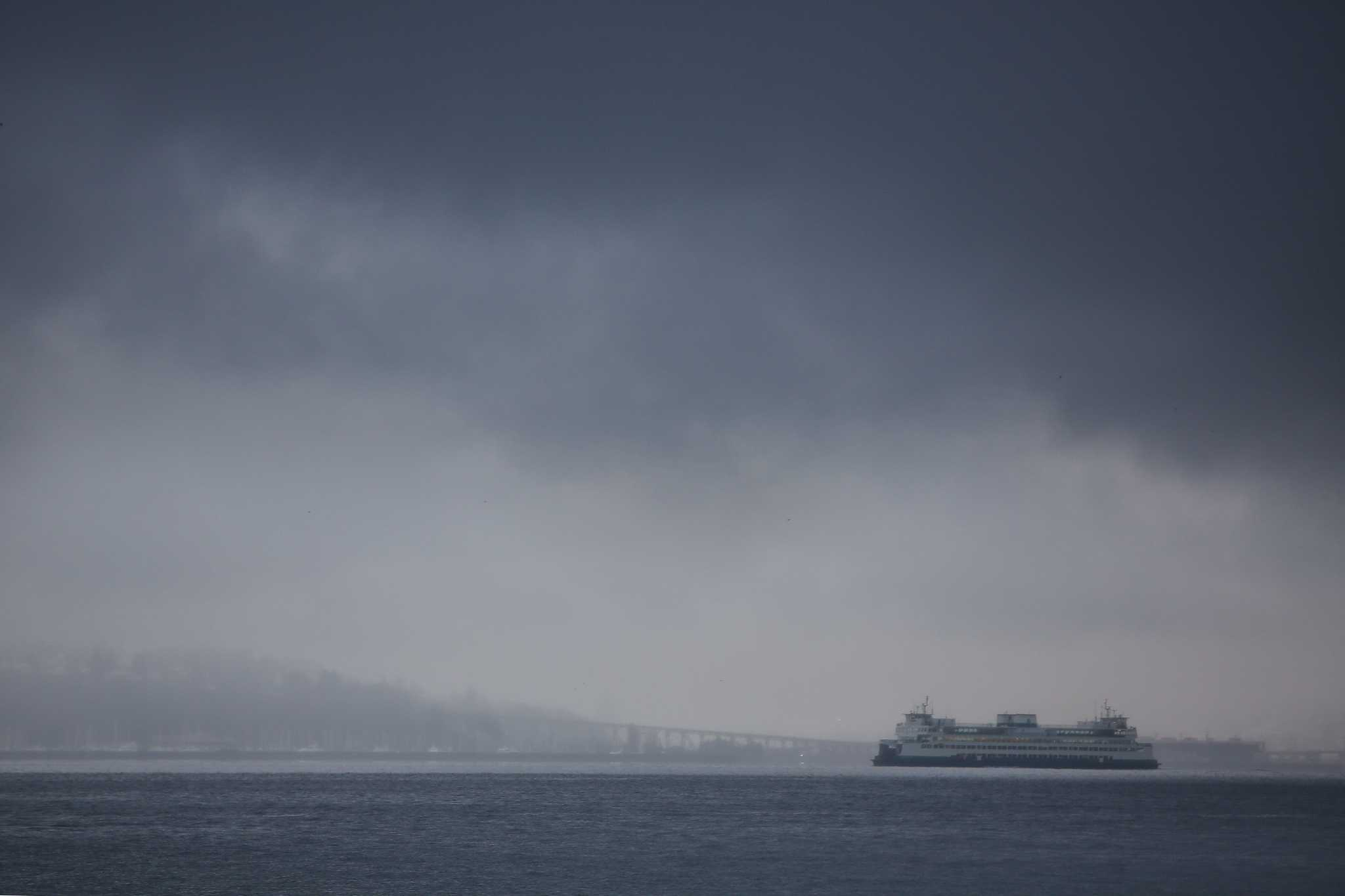 WSF may implement new 'severe weather' schedule; sailings could be cut in half