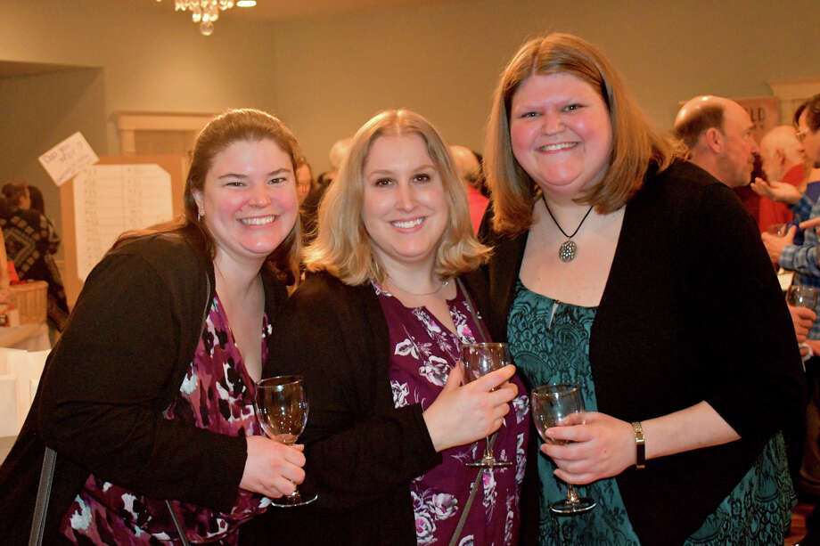 Friends of Main Street hosted their annual Bubbles and Truffles, wine, beer and chocolate tasting fundraiser on Friday, February 8, 2019 at Crystal Peak in Winsted, Conn. Were you SEEN? Photo: Lara Green- Kazlauskas/ Hearst Media