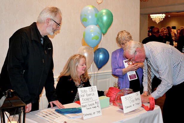 Friends of Main Street hosted their annual Bubbles and Truffles, wine, beer and chocolate tasting fundraiser on Friday, February 8, 2019 at Crystal Peak in Winsted, Conn. Were you SEEN?
