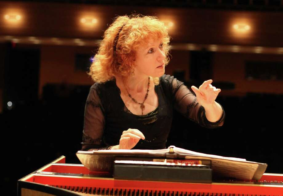 Harpsichordist and conductor Jeannette Sorrell Photo: File Photo