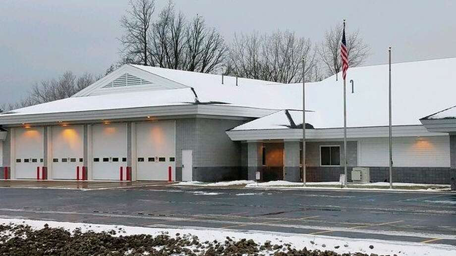 The public safety hub for Homer Township will get a new roof thanks to a grant from the Midland Area Community Foundation and the taxpayers in the township. (Ron Beacom/for the Daily News)