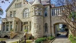 Completed in 1893, the Maverick Carter House at 119 Taylor St. downtown has been owned by only two families and was home to the late San Antonio poet Aline B. Carter. After a recent restoration, the house, still owned by her descendants, has entered a new phase as an event venue.