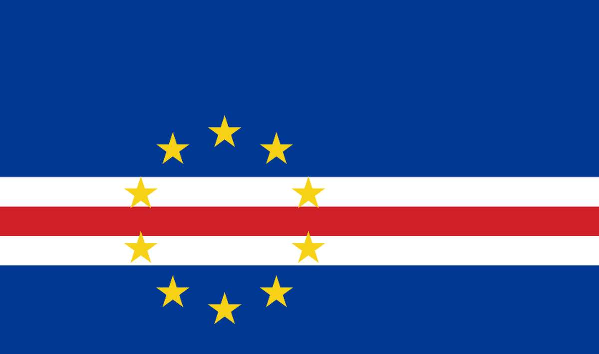 1. I was born in Cape Verde, a former Portuguese colonized island country spanning an archipelago of 10 volcanic islands off of the west coast of Africa.