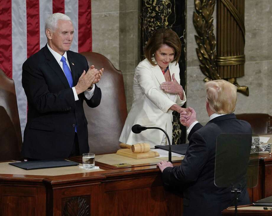 Apparently Nancy Pelosi Took Away Mike Pence S Office In The