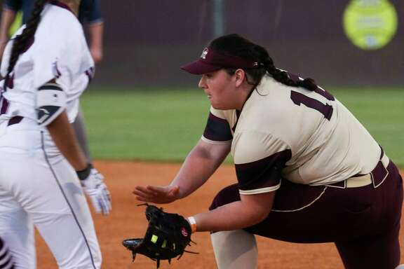 Magnolia West's Tamaryn Hamby returns to the team for her senior year.