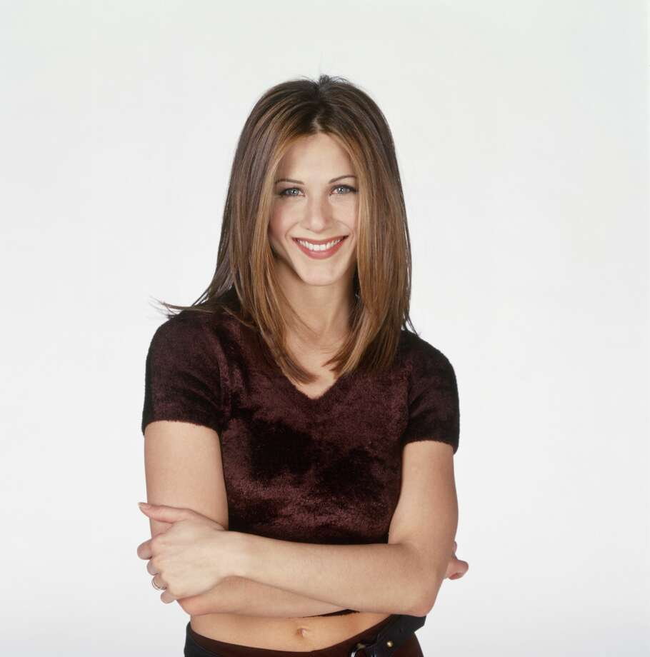Jennifer Aniston as Rachel Green Photo: NBC/NBC Via Getty Images