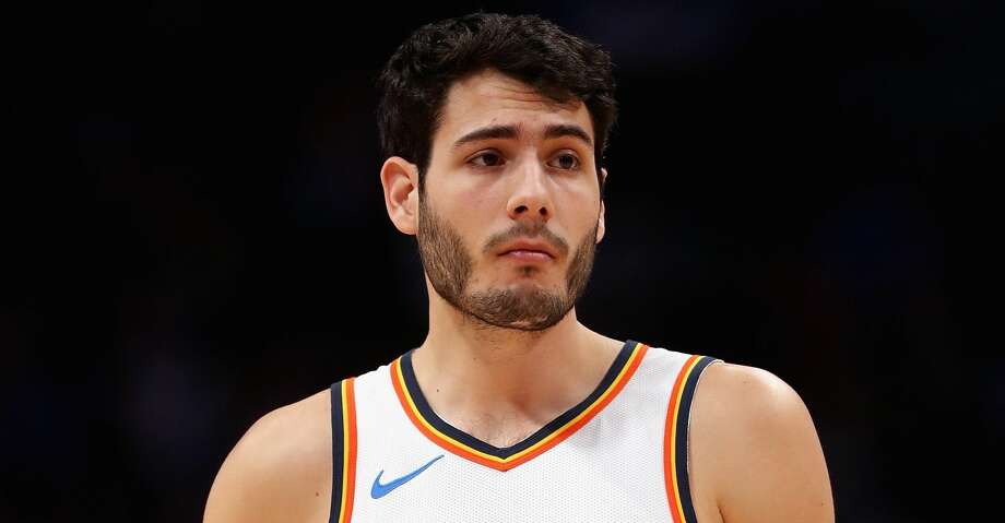 PHOTOS: Rockets game-by-game Alex Abrines #8 of the Oklahoma City Thunder plays the Denver Nuggets at the Pepsi Center on December 14, 2018 in Denver, Colorado. (Photo by Matthew Stockman/Getty Images) Browse through the photos to see how the Rockets have fared in each game this season. Photo: Matthew Stockman/Getty Images