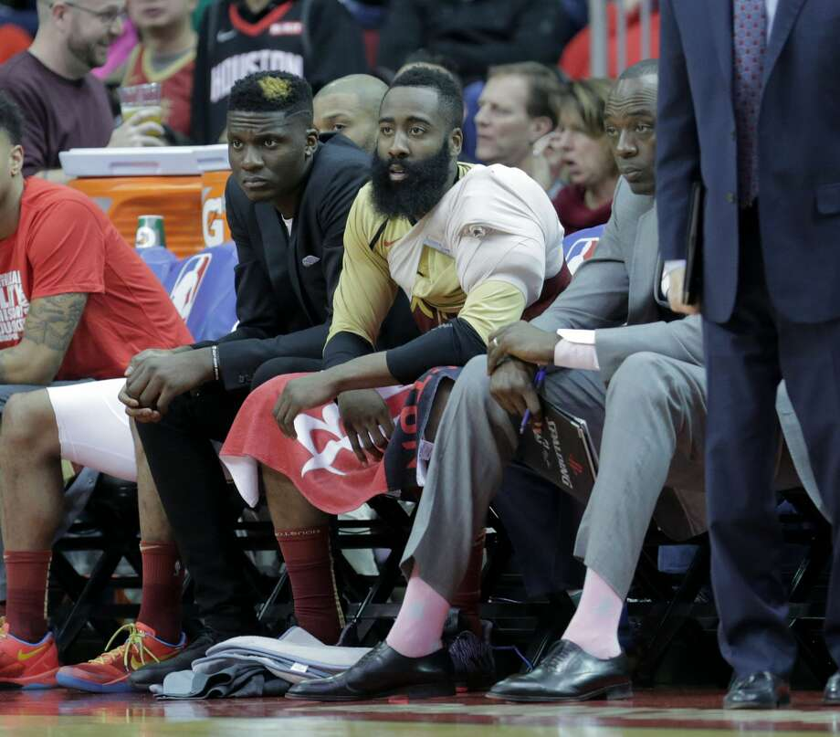 Houston Rockets Vs Okc: Rockets' James Harden: Shoulder Injury Not An Excuse In