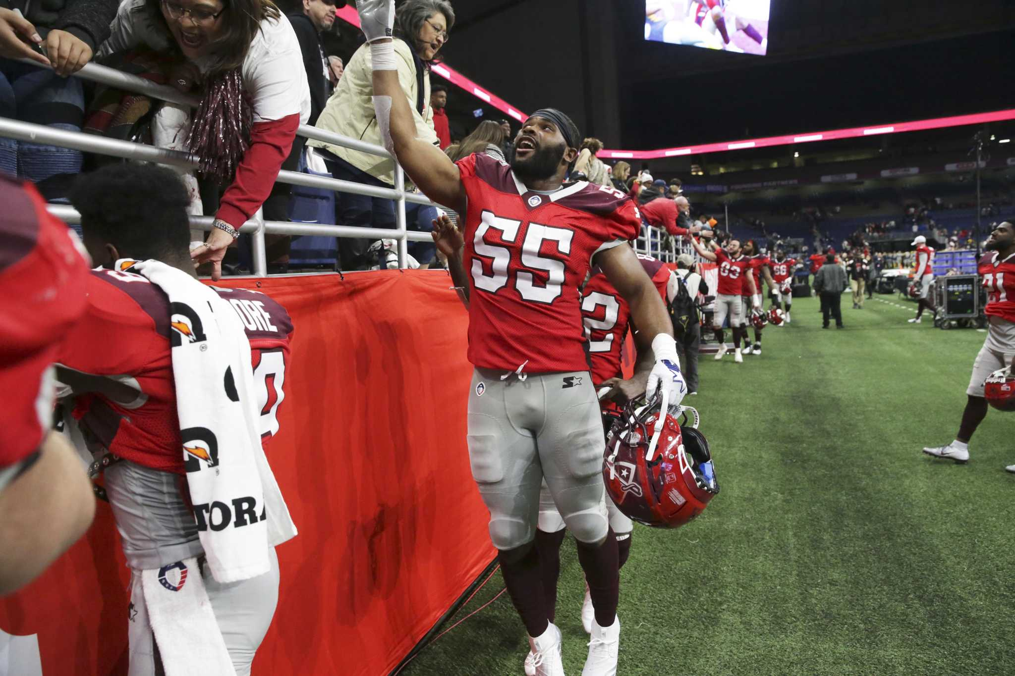 XFL briefly provided fresh opportunity for former San Antonio ...