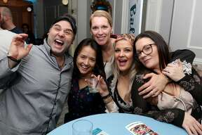 Were you Seen at the Ballsfest Late-NightPajama Party for a Purpose at the Adelphi Hotel inSaratoga Springson Saturday, February 9, 2019? Ballsfestis a non-profit organization that lifts the spirits of children and young adults affected by cancer and their families, for more information goto www.ballsfest.org
