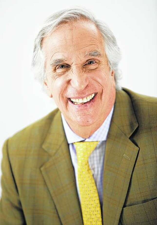 "Actor and author Henry Winkler recently released the latest book in his ""Here's Hank"" series, ""Everybody Is Somebody."" Photo: Photo By Brian Ach 