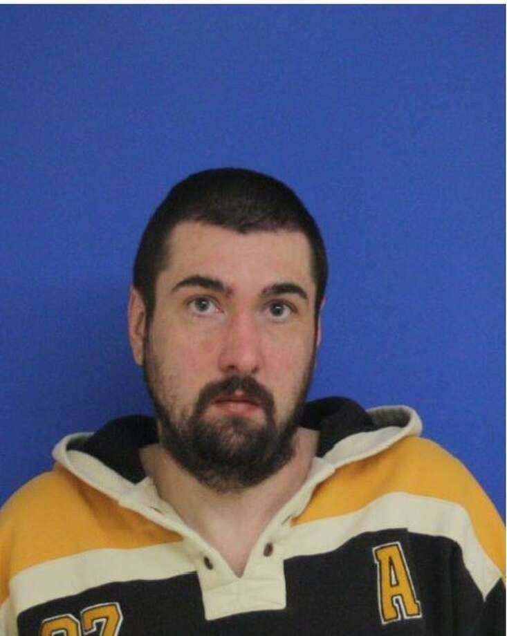 Kevin Kelly, 34, is accused of trying to get into other drivers' cars after a failed attempt to steal two tool sets from Home Depot. Photo: Murgo, Joseph / East Haven Police Department /Contributed Photo