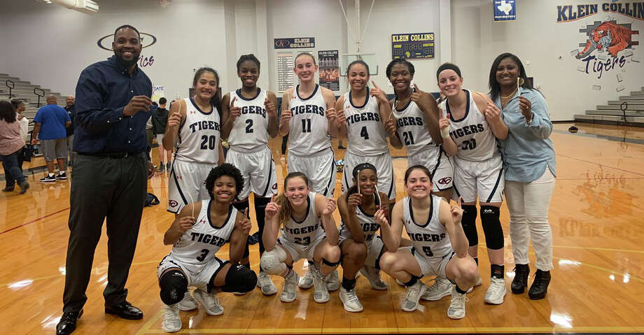 Klein Collins girls basketball 2019 Co-District 15-6A champions Photo: Klein ISD