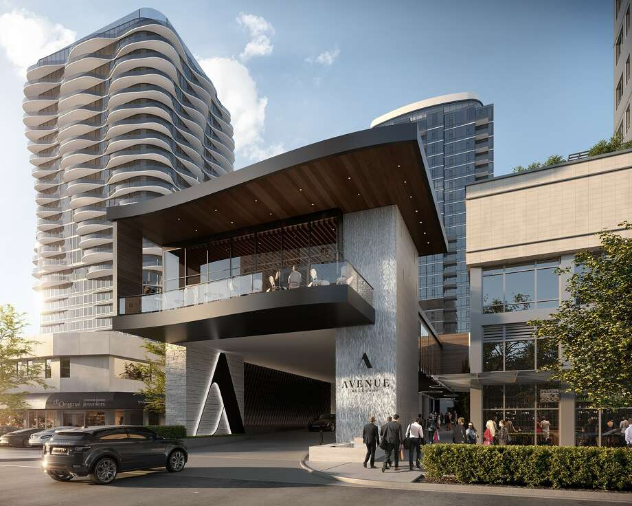 3-Michelin Star chef Joshua Skenes will bring his sealife-focused restaurant, Angler, to the two-tower luxury development planned for downtown Bellevue. The restaurant is scheduled to open in 2021. Photo: FTP Edelman