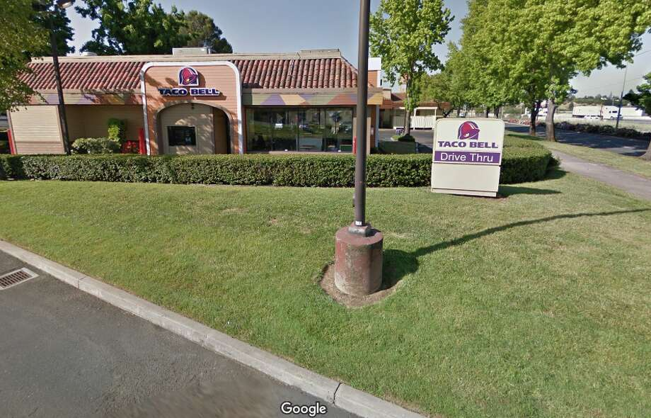 Police were called to this Taco Bell restaurant at 974 Admiral Callaghan Lane around 10:36 p.m. after a restaurant employee reported that a silver Mercedes was parked in the drive-thru lane and that the driver was slumped over in the driver's seat, acting Capt. Joe Iacono said in a news release. Photo: Screengrab Via Google Maps