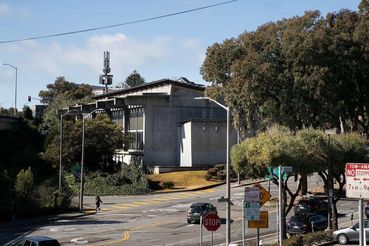The Glenn Park station on Saturday, Feb. 9, 2019, in San Francisco, CA.