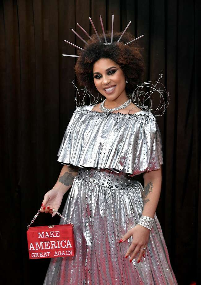 Joy Villa attends the 61st Annual GRAMMY Awards at Staples Center on February 10, 2019 in Los Angeles, California.  (Photo by Neilson Barnard/Getty Images for The Recording Academy) Photo: Neilson Barnard/Getty Images For The Recording A