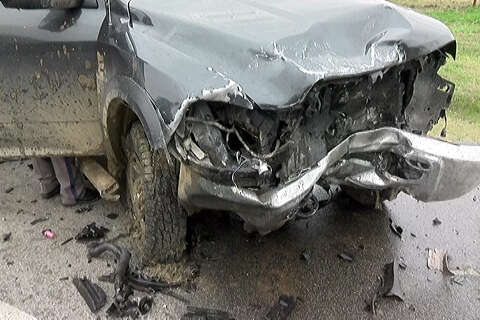 Man faces charges for fatal head-on wreck on Texas 105 in