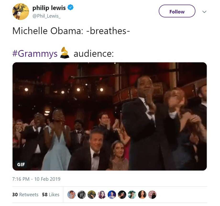 Social media was flooded with hilarious memes during the 61st Annual Grammy Awards. Photo: Twitter