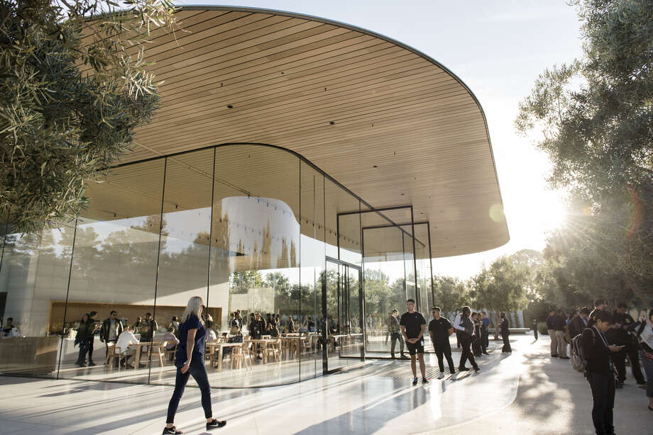 Apple's main campus in Cupertino, Calif. Photo: Bloomberg Photo By Michael Short, / © 2018 Bloomberg Finance LP