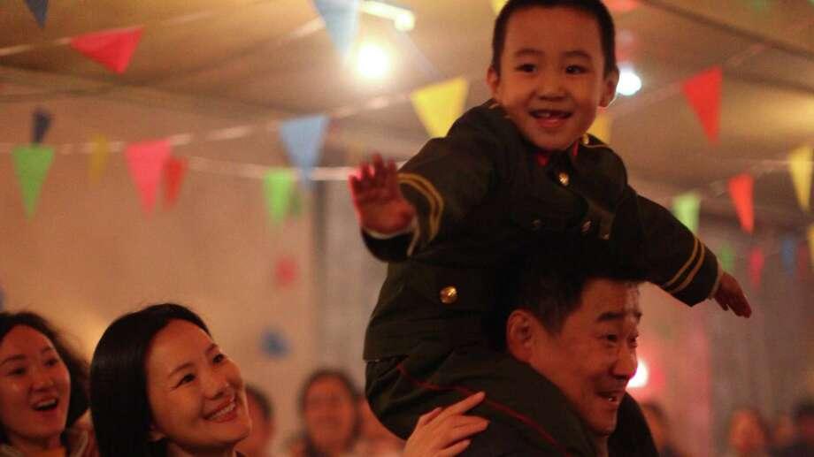 Photo: Li Tienan For Dongchun Films
