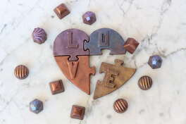 his season, LeRouge Chocolates by Aarti in Westport is offering Chocolate Making Classes for Men as well as Classes for Couples. Their tasty candies are also for sale.