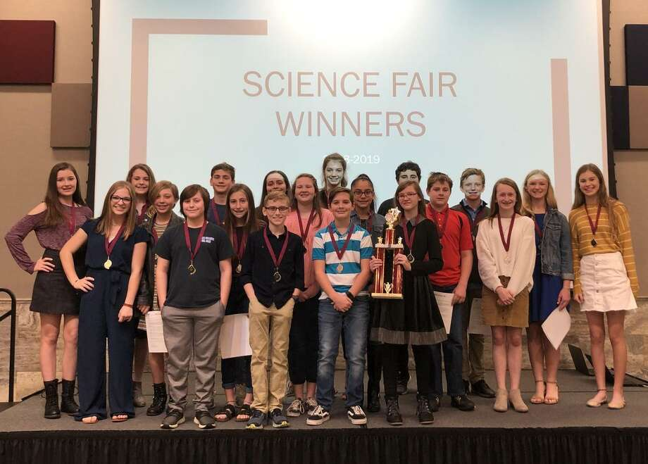 Magnolia ISD hosted its 15th annual Science Fair on Jan. 12 at the Magnolia Event Center for the district junior high school students. Photo: Courtesy Photo