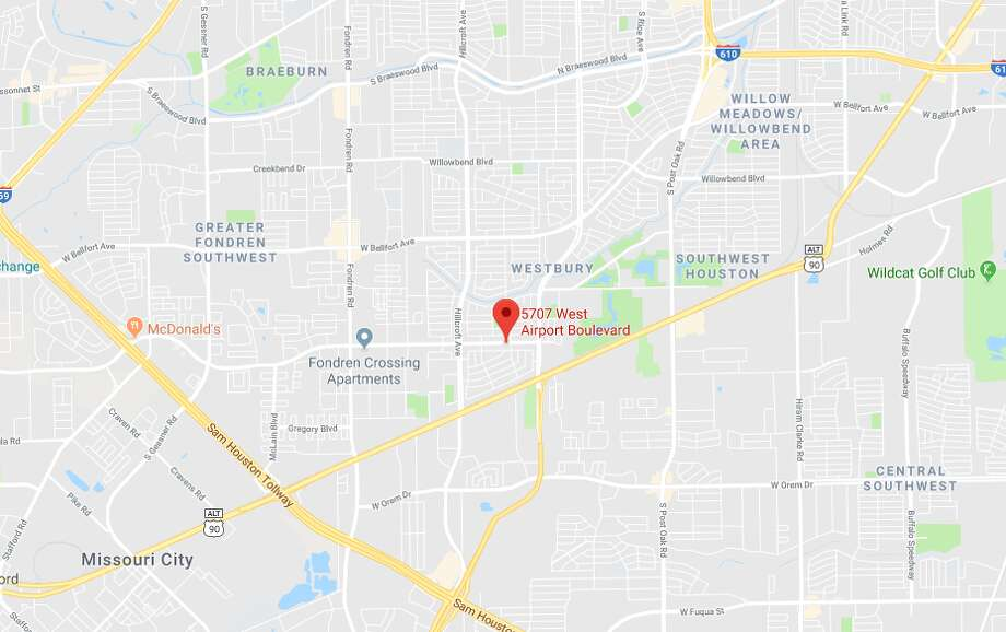 Police say family members believed a gun was unloaded Saturday when they handed it to Martin Lopez, who was fatally shot with the weapon. The incident occurred at a home in the 5700 block of West Airport Blvd. Photo: Google Maps