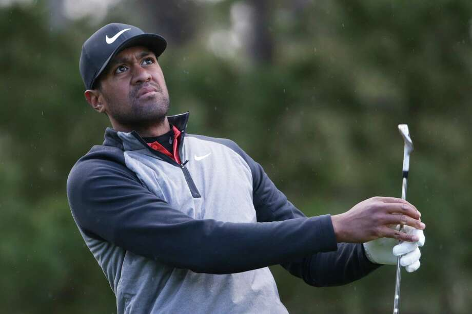Tony Finau, ranked 11th in the world, has committed to play in the Travelers Championship in Cromwell in June. Photo: Jeff Gross / Getty Images / 2019 Getty Images