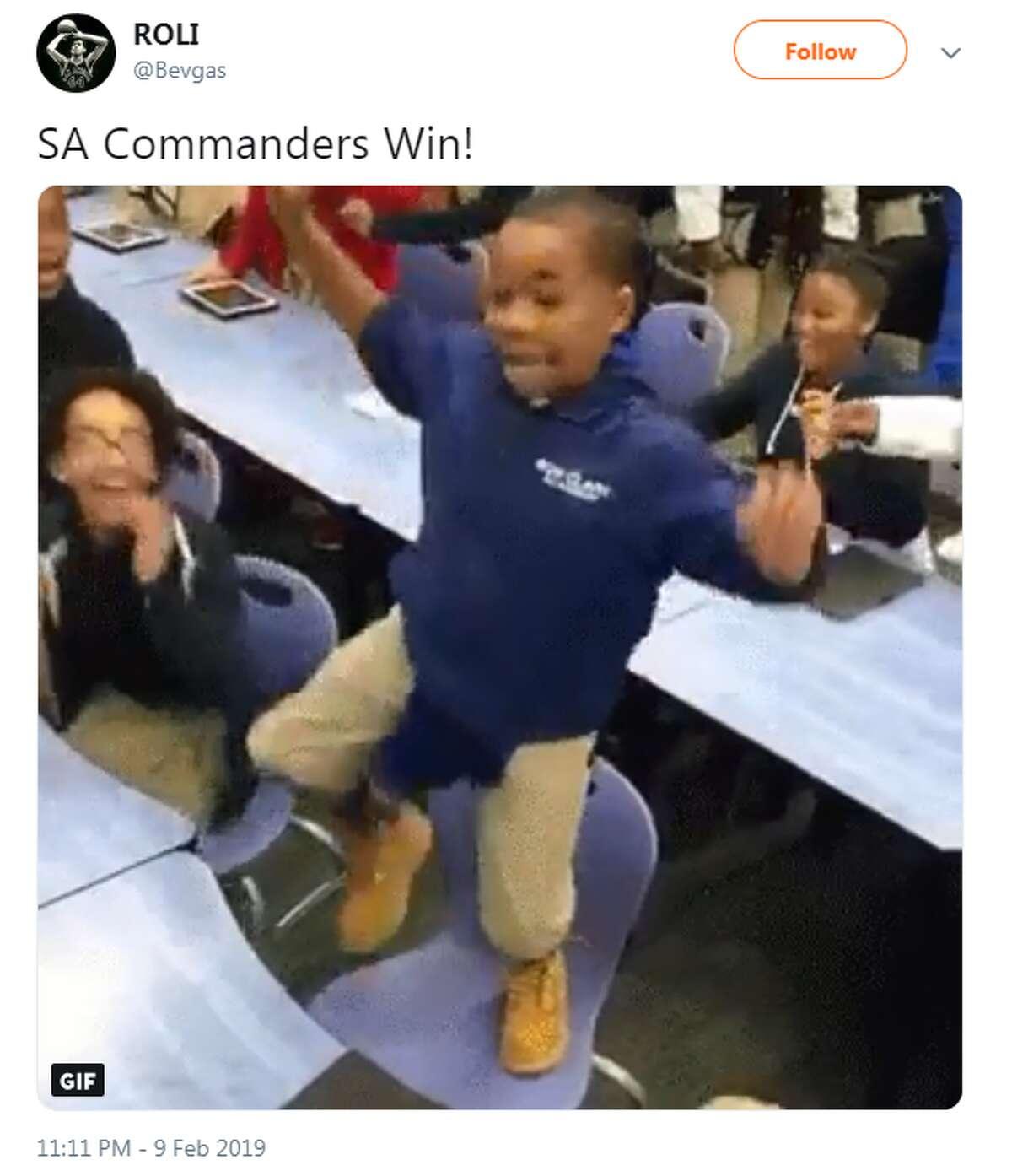 @Bevgas: SA Commanders Win!