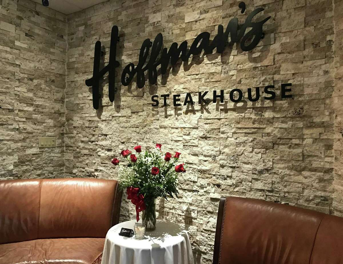 Hoffman's Steakhouse is located at 4946 Rigsby Ave. in San Antonio.