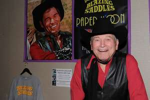 "Actor Burton Gilliam, who played Lyle in Mel Brooks' ""Blazing Saddles,"" will appear at The Ridgefield Playhouse for a Q&A after the film is screened on Feb. 22. The Q&A will be hosted by Ira Joe Fisher and WLAD's Bart Busterna."