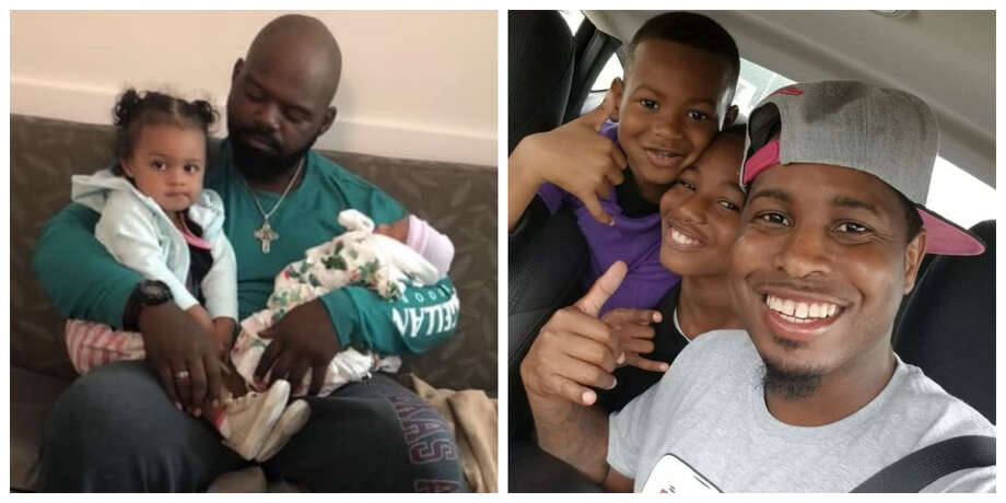 PHOTOS: Two Houston-area fathers die in crash overseas Two Houston-area fathers died in a car crash in the U.S. Virgin Islands, where they had been working as contractors at an oil refinery.>>> See more photos from their families  Photo: Facebook