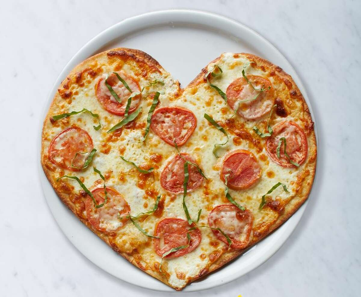 California Pizza Kitchen What: Fancy a heart-shaped pizza? They're at CPK Feb. 13-17 - your favorite pizza in a heart-shaped crust for no additional charge. CPK also offers a