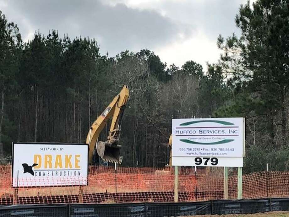 HTB Holdings is constructing a new home for RMS Welding in Conroe. Photo: Courtesy Photo