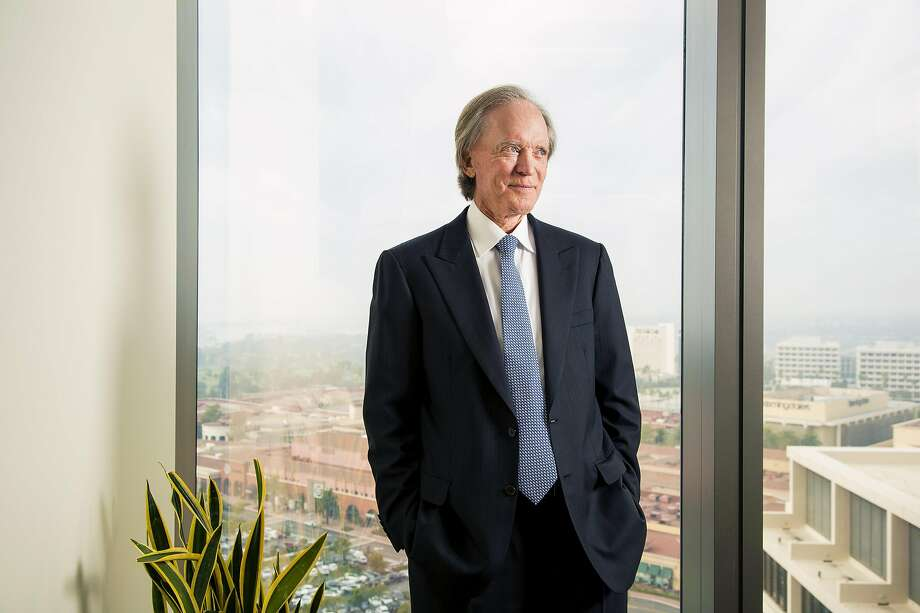 Bill Gross co-founded investment firm Pimco in 1971. Photo: Michael Lewis / New York Times 2018