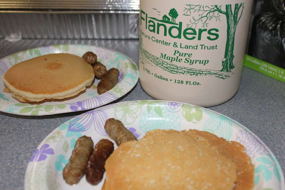 Flanders Nature Center in Woodbury is preparing for its annual syrup gathering events and pancake breakfasts. Volunteers are needed. Photo: Contributed Photo