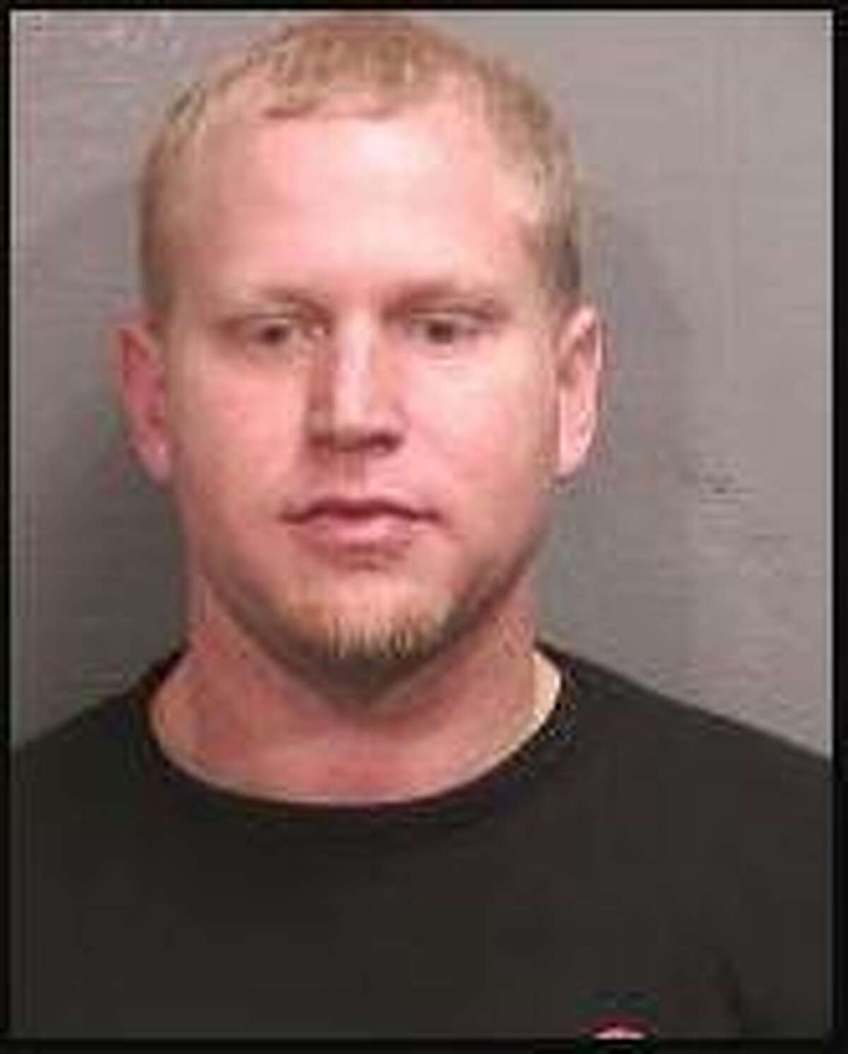 Seen in a prior offense booking photo, Joshua Alan Mann, 36, is facingone charge of intoxicated manslaughter and two charges ofintoxicated assaulted.